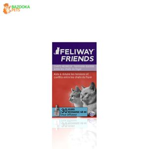 Recharge Feliway Friends 48 ml pour chat