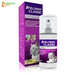 Spray Feliway pour chat 60 ml
